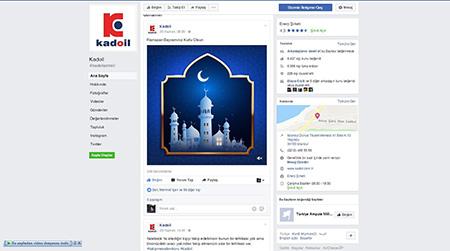 Kadoil - Ramazan Bayramı